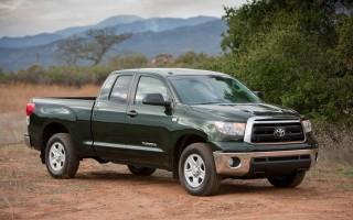 Комплектации Toyota Tundra