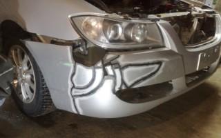 Ремонт и замена бамперов на автомобиле