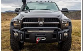 Dodge Ram: характеристики
