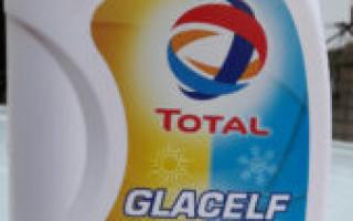 TOTAL GLACELF AUTO SUPRA , TOTAL COOLELF AUTO SUPRA -37°C   как охлаждающие жидкости: разновидности