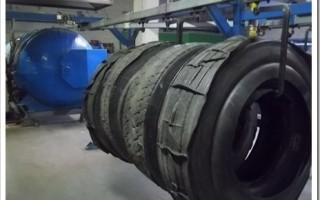 Холодный способ восстановления шин