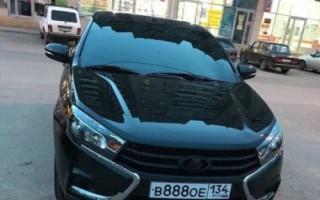 Лада Веста новая российская машина: конкуренты, цены и качество!
