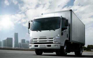 Как отремонтировать грузовик Isuzu