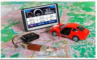 Зачем нужна система ГЛОНАСС на автомобиле?