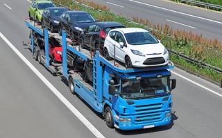 Как отправить машину автовозом