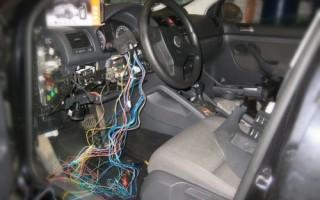 Как поставить сигнализацию на авто самому