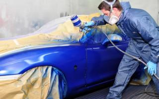 Как покрасить автомобиль в домашних условиях
