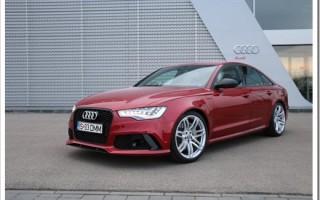 Audi A6: технические характеристики