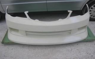 Что такое автомобильный бампер?