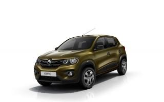Мощность 0,8-литрового мотора Renault KWID составляет 57 л.с.