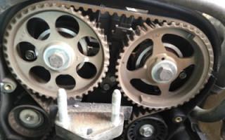 Двигатель 21127, 11186 замена ремня грм когда менять