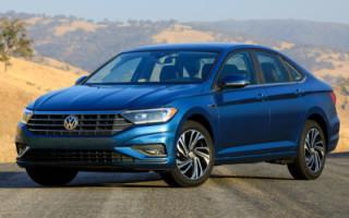 Комплектации и цены Volkswagen Jetta