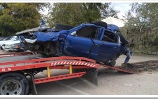 Как эвакуируют машины с места аварии?
