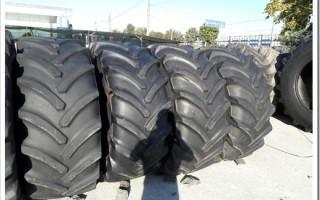 Какие шины применяются в сельхозтехнике?