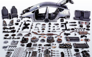 Автозапчасти для Toyota