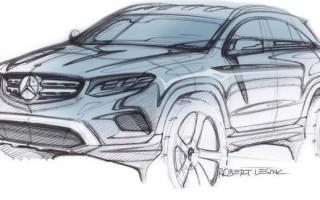 Mercedes-Benz GLC – дебют 17 июня и открыты первые подробности