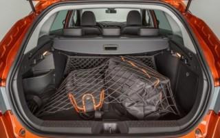 Лада Веста — обьем багажника и 3 ее конкурента