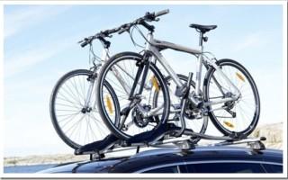 Крепления для велосипедов на крышу как выбрать?