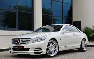 BRABUS 800 Coupe Mercedes CL