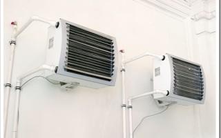 Как подобрать водяной тепловентилятор?