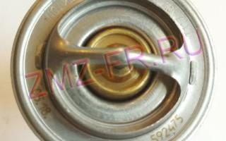 Как поменять термостат на газели 405 двигатель