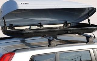 Как выбирать багажник на крышу автомобиля