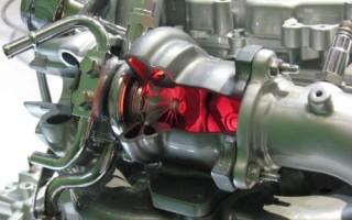 Как установить турбокомпрессор на двигатель