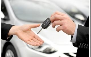 Виды страховок для арендованных авто