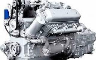 Отличительные особенности и преимущества двигателей от ЯМЗ