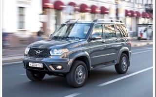 УАЗ Патриот — виды комплектаций и технические характеристики