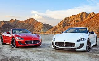 Maserati в очередной раз показала новый флагманский Гран кабрио