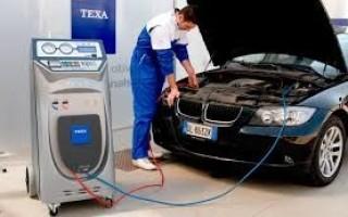 Почему требуется промывка и диагностика автокондиционера?