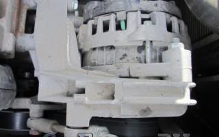 Размер ремня генератора лада гранта