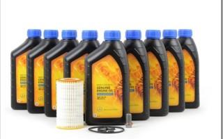 Какое масло лучше заливать в двигатель Мерседес?