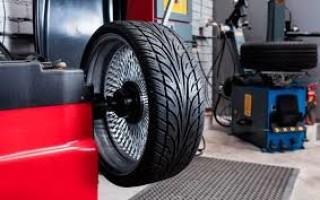 Особенности балансировки автомобильных колес