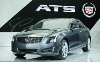 Cadillac ATS и Chrysler RAM 1500 стали автомобилями года