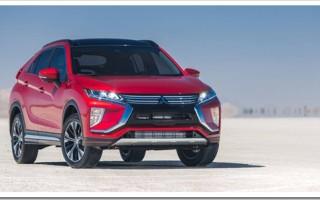 Mitsubishi Eclipse Cross 2018 — технические характеристики