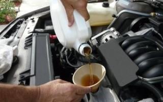 Как часто осуществляется замена масла в авто