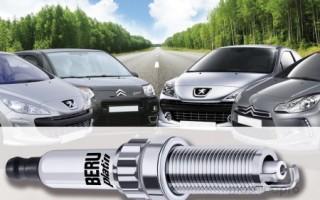 Замена свечей Пежо 308: как происходит смена сечей зажигания на Peugeot 308