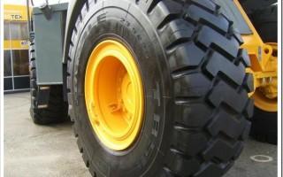 Как правильно подобрать шины на спецтехнику?