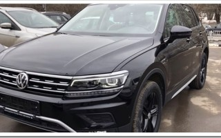 Volkswagen Tiguan 2019: технические характеристики
