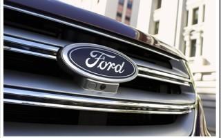 Завод Ford в Ленинградской области опять остановил конвейер