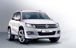 Модели Volkswagen у официального дилера «Автономия»