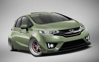 Honda Fit/Jazz 2015
