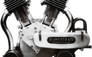V-образный двигатель и его особенности