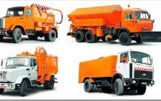 Какие запчасти нужны на мусоровозы и коммунальные машины