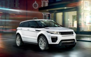 Как обновить экстерьер Range Rover