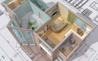 Как сделать дизайн проект квартиры