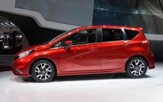 Nissan Note new