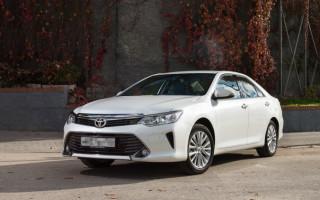 Современный автомобиль Toyota – элегантность и практичность